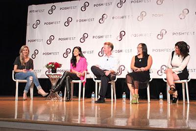 Posh Fest Panel 3 Power of Community @lyannc @gordomom