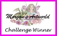 Winner at Morgan's Artworld Challenge