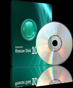 Kaspersky Rescue Disk 10.0.32.17 (2017.09.17) | ISO | Disco de rescate y limpieza de virus