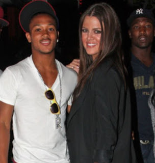 Romeo Miller reveals he dated new-mother, Khloe Kardashian,  in a recent interview on Fuse TV's Trivial Takedown. The No Limit records star and exec also relayed how his dad, Master P, who didn't approve of the relationship kicked Khloe out of their home when she attended his graduation party.