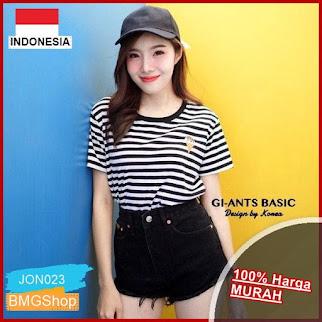 JON23 Kaos Giants Basic Stripe Ice Cream BMGShop