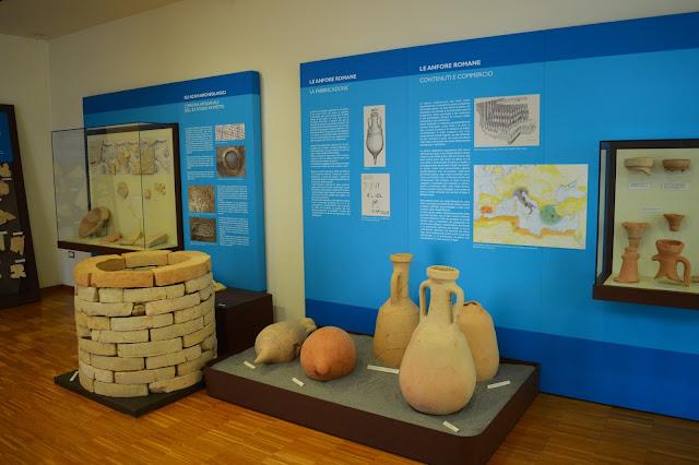 centuriazione romana museo borgoricco