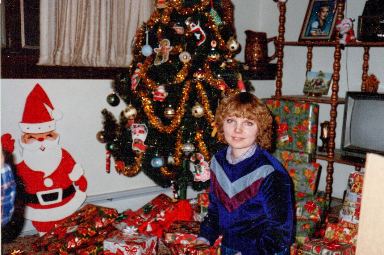 a nostalgic look at christmas past - 1980s Christmas Decorations