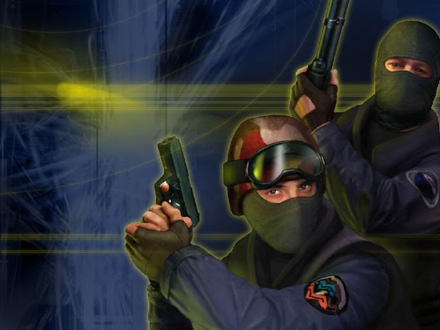 فقط لإسترجاع الذكريات. تحميل Counter Strike 1.6 No Steam