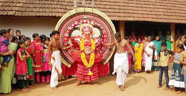 Kerala, News, Kasargod, Haripuram, Celebration, Narkkolam Bhagavathy Temple Kaliyatta Mahotsavam from January 21 to 24.