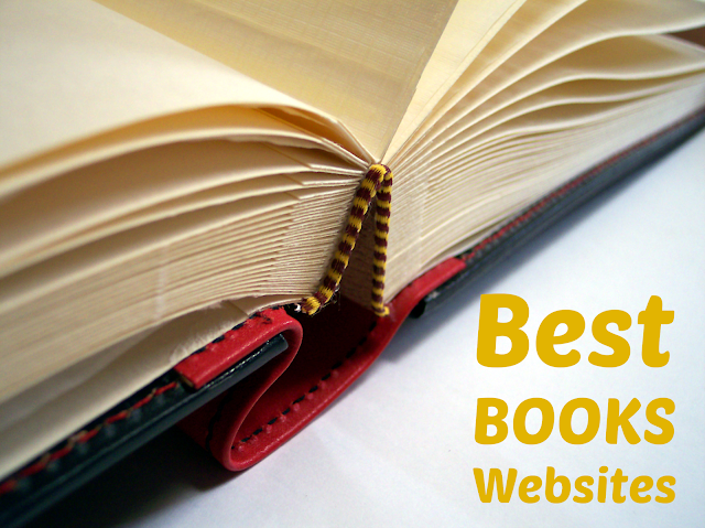 Best Websites For Book Lovers