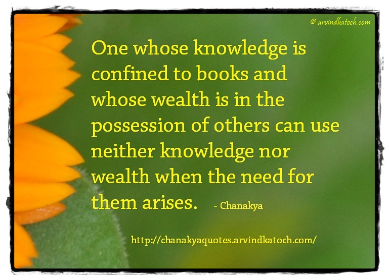 Chanakya Wise Quotes Picture Messages (Chanakya Niti ...