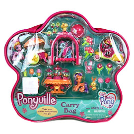 My Little Pony Cheerilee Carry Bag Accessory Playsets Ponyville Figure