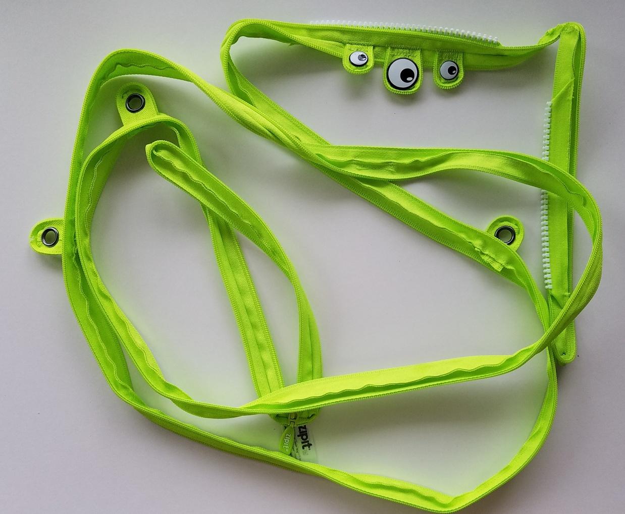 Monster Zip/Unzip Calm Down Tool - Mrs  Bell The Crafty