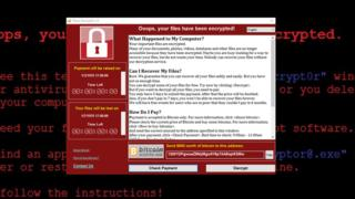 Global cyber-attack: Security blogger halts ransomware 'by accident'