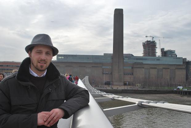 Lorenzo Iannone - Architetto Tate Modern Londra Herzog De Meuron