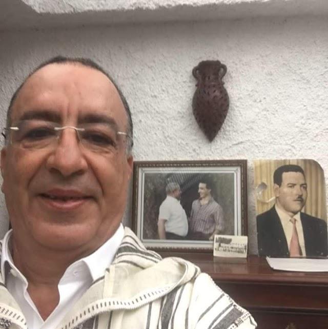 """موقع برشيد بريس يعزي في وفاة سعيد طابي """"ولد الحريزي"""""""