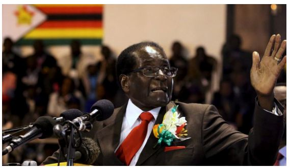I Am Not Stepping Down And Am Not Dying – Robert Mugabe says
