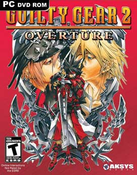 Guilty Gear 2 Overture PC Full Español ISO
