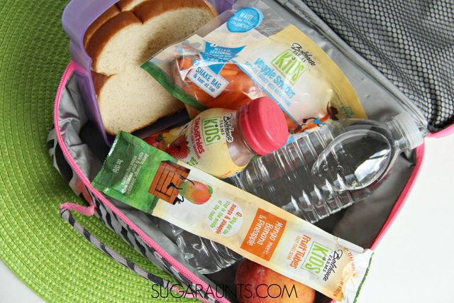 Healthy lunch ideas to avoid the back-to-school morning rush.