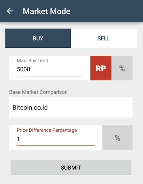 3 - Trading Otomatis di Vip Bitcoin Menggunakan Robot Trading BITBOT
