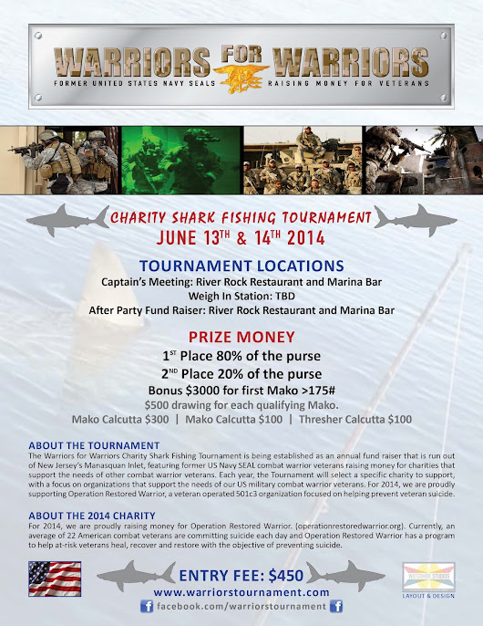 Tournament Flyer- will be handed out at the Canyon Runner Seminar in Atlantic City on 1/25/14
