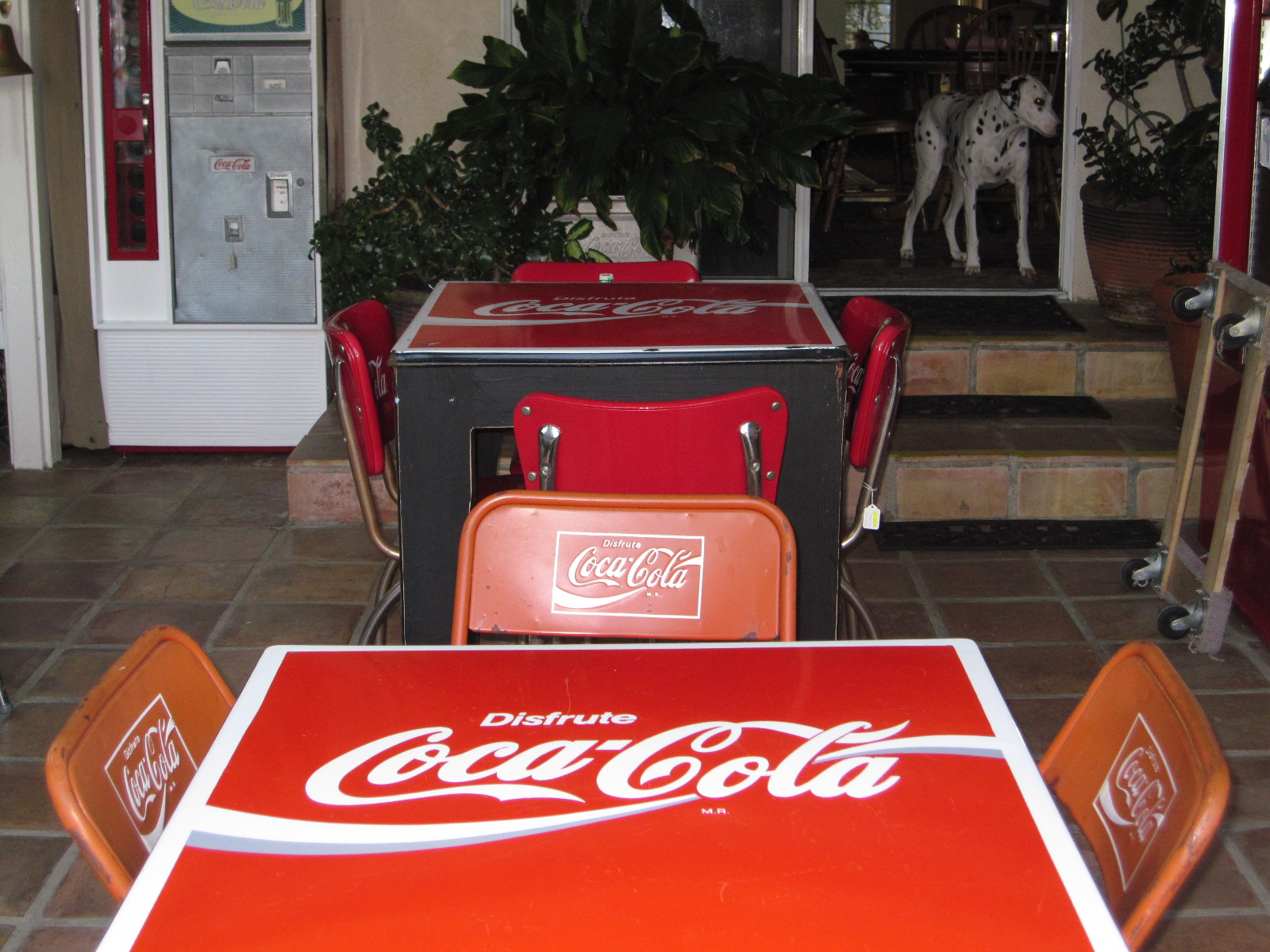 Coca Cola Table And Chairs Abundance Of My Heart Coca Cola Collections On Sale