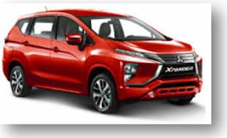 Harga Mitsubishi Xpander 2017
