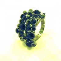anelli bigiotteria di lusso