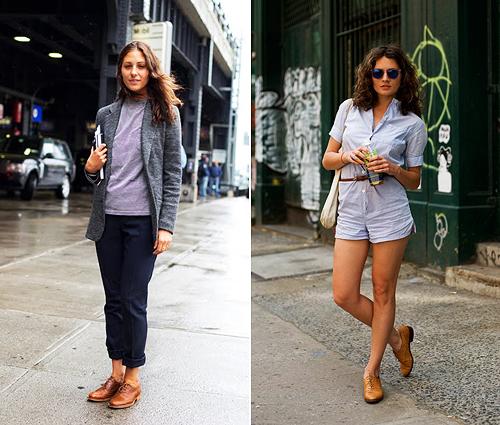 Fashion For Linda Women S Brogues