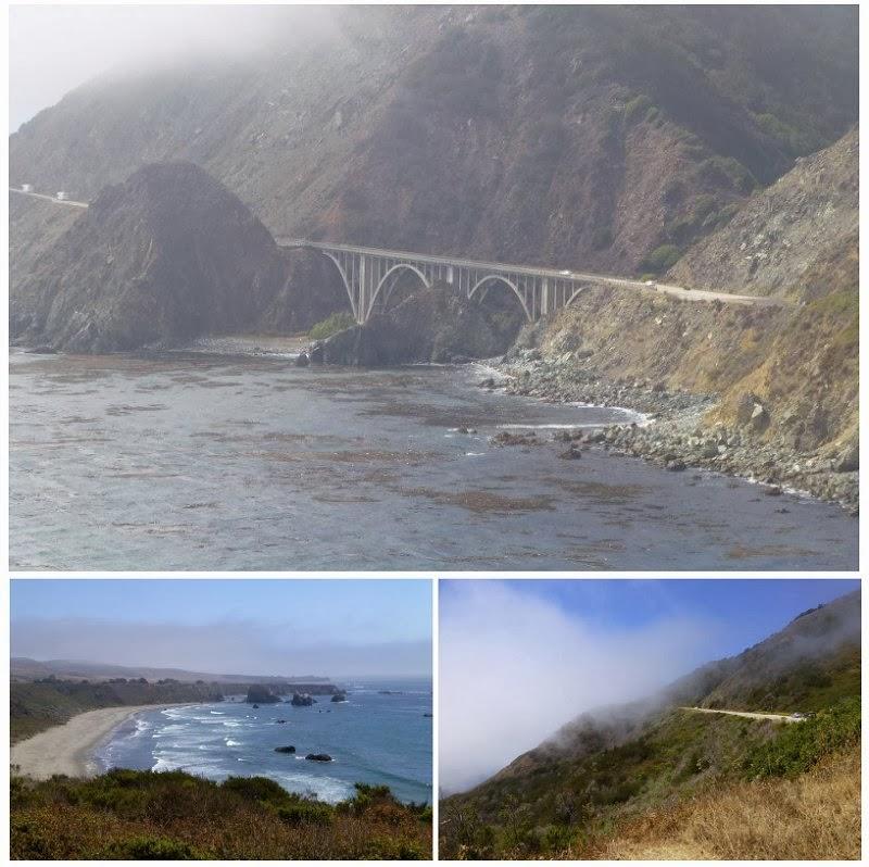 west coast big sur