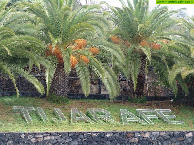 Tijarafe solicita al Cabildo la cesión de uso de la antigua escuela rural de El Pinar