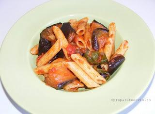 Paste cu legume retete culinare