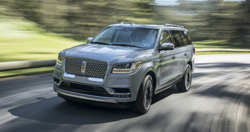Lincoln sets sales record in China