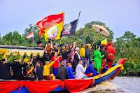 Robo Robo, Sebuah Tradisi Merawat Sejarah dan Budaya di Kalbar - Borneo Fan