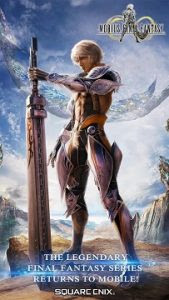 MOBIUS FINAL FANTASY Mod Apk Android Terbaru English Version v1.4.121
