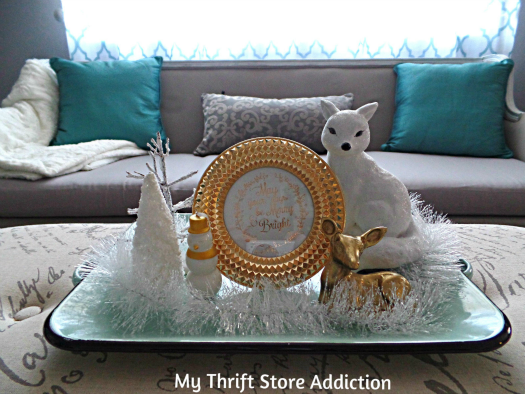 The Year in Review: 2015 Favorites mythriftstoreaddiction.blogspot.com Christmas Home Tour and Creating Christmas blog hop hosted by A Daily Cup of Mrs. Olson