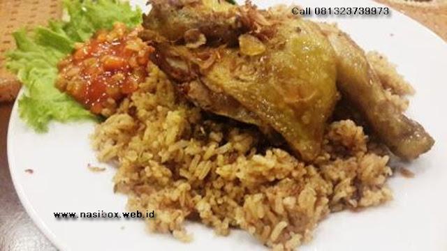 Resep nasi kebuli nasi box walini ciwidey