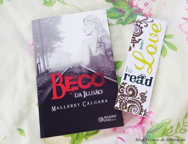 resenha, livro, Beco-da-Ilusão, Mallerey-Cálgara, Mundo-Uno-Editora,