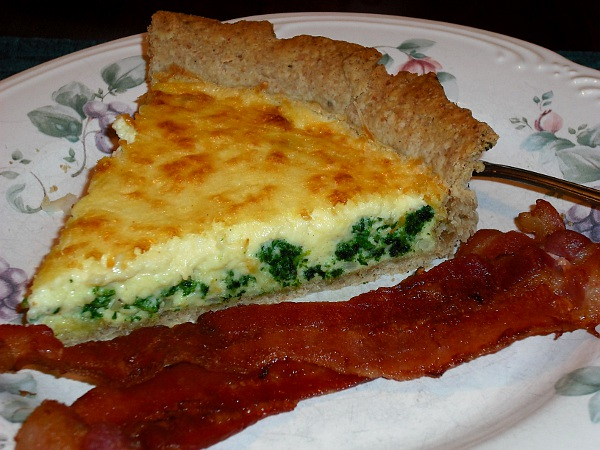 Quiche Pastry Crust Recipe Bbc Food