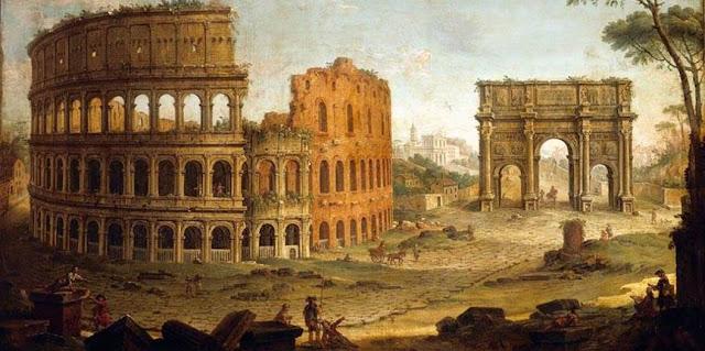 Coliseo romano y negocios juridicos