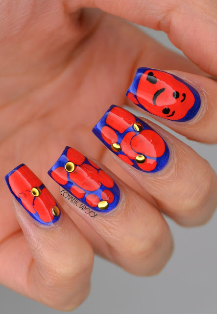 Amoeba Blobbicure Nail Art