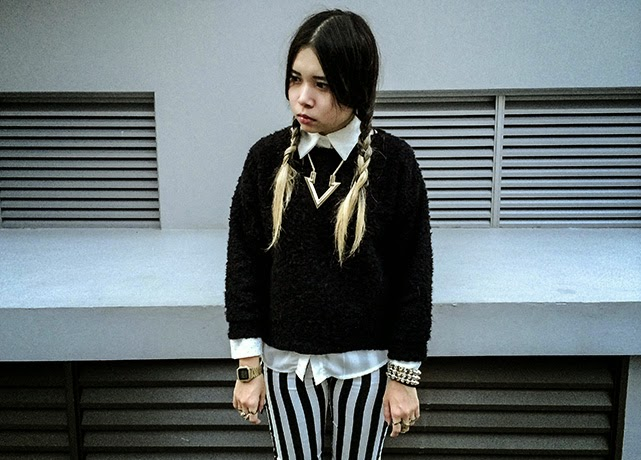 JessTheGrrl: Wednesday Addams goes Modern