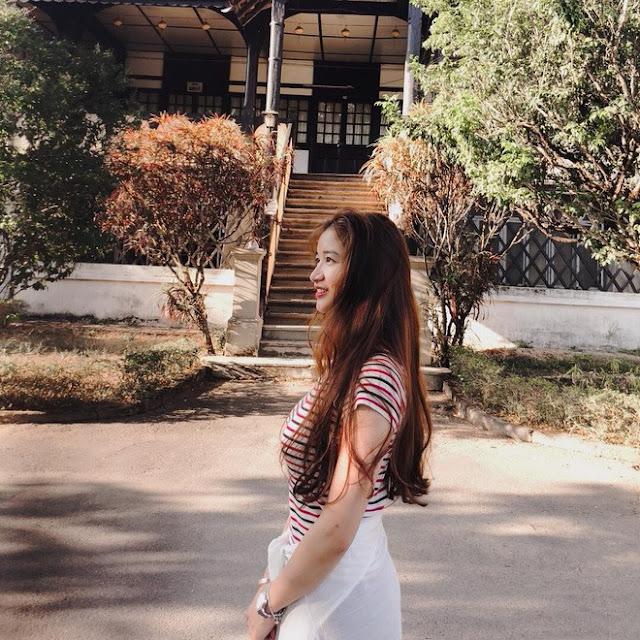 """Nữ sinh Đại học Y xinh đẹp, body bốc lửa tiết lộ lý do ế: """"Em cao quá nên khó có bạn trai"""""""