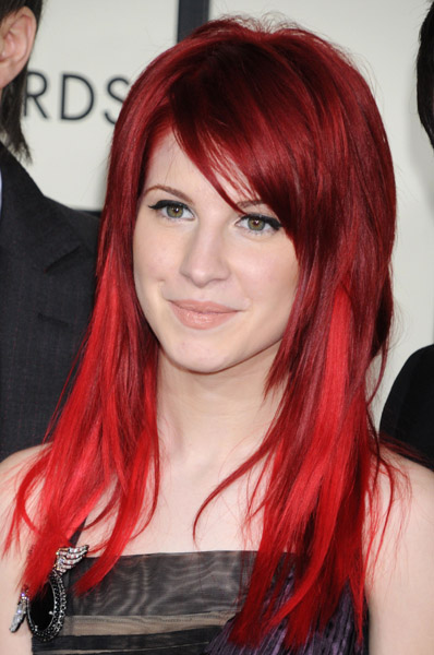 Oceana Banana Red Hair Colour