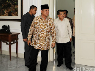 JK: Prabowo Kuasai Lahan di Kaltim Sesuai UU, Mana yang Salah?