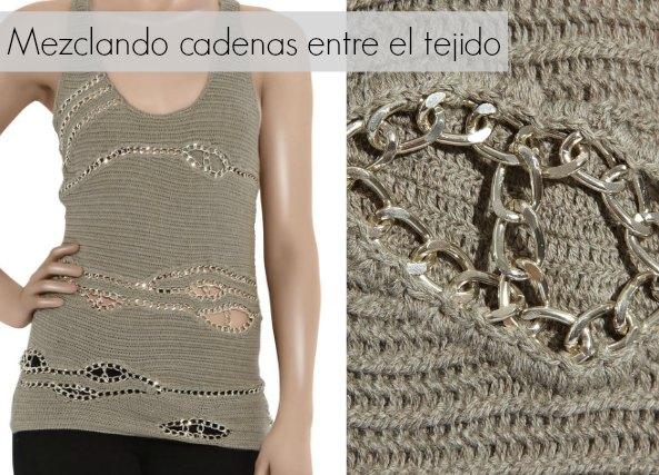 Cadenas entre Crochet