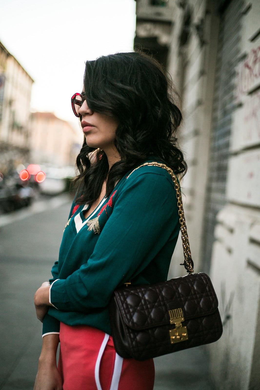 MFW Day One - High on Fashion