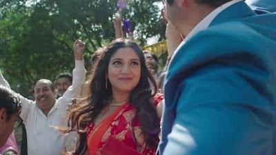 Bhumi Pednekar Dansing HD Photoshot