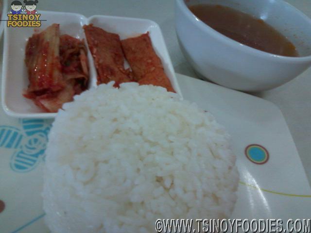 hanayo rice meal