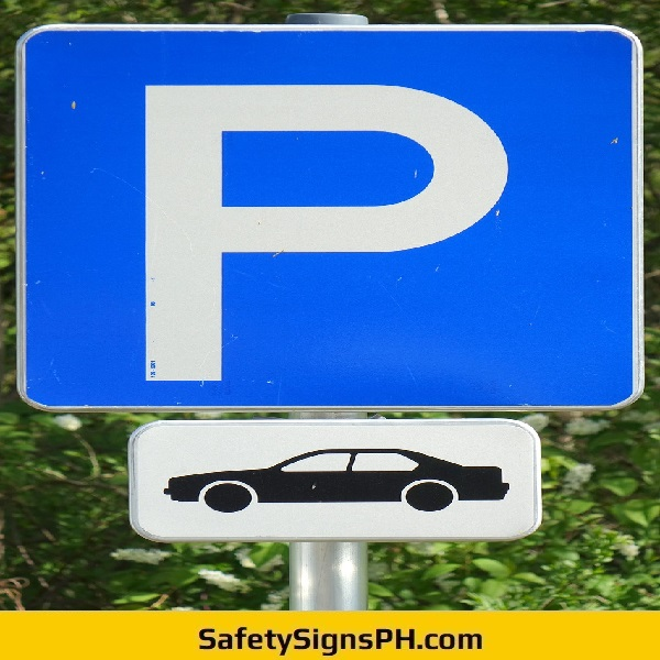Car Parking Signage Philippines