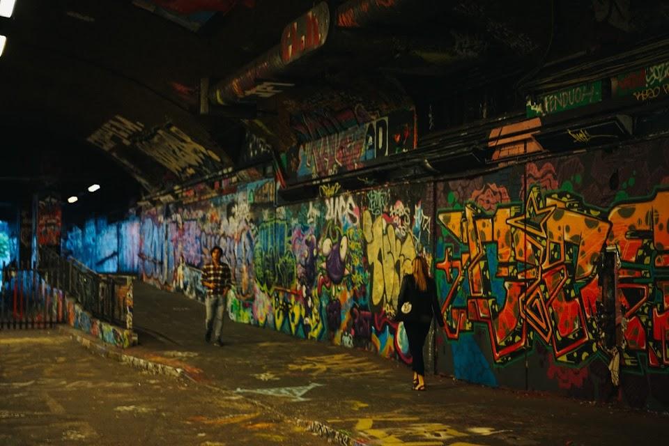 リーク・ストリート・トンネル(Leake Street Tunnel)