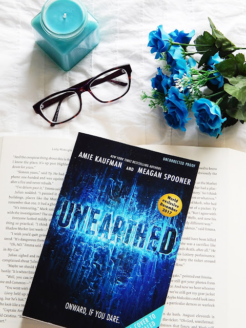 Unearthed Book Review | sprinkledpages