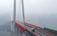 highest bridge opens in China