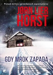 "Jorn Lier Horst - ""Gry mrok zapada"""